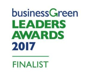 Channel FM – nominated for the BusinessGreen Leaders Award 2017